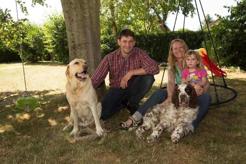 Anfleks hundepasning